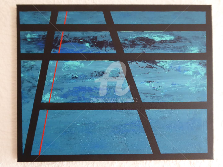 PRussi - Série bleus - Par la fenêtre