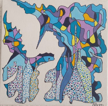 3-Déchirures. les flacons