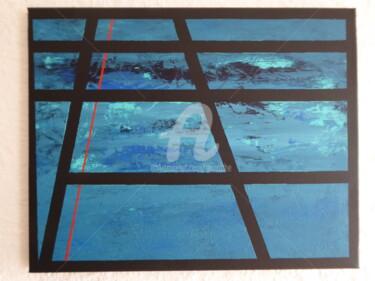 Série bleus - Par la fenêtre