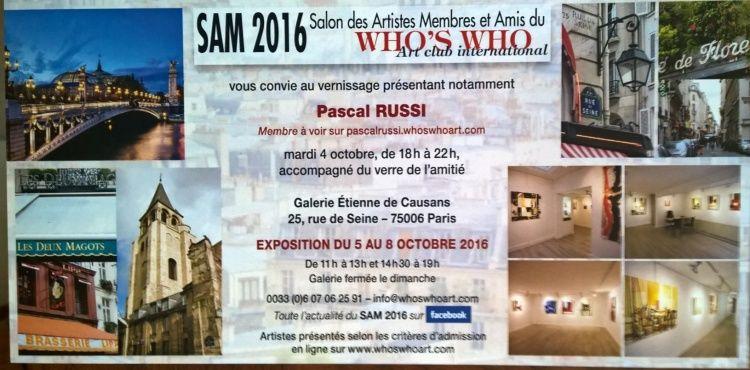 SAM 2016